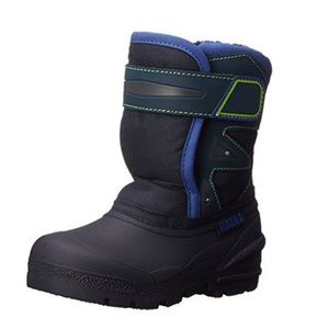 Tundra Toddler Oregon Winter Boot Navy 5